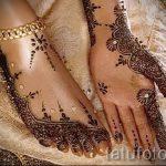 мехенди на пальцах ног - варианты временной тату хной от 05082016 6223 tatufoto.ru