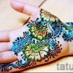 мехенди на руке для мальчиков - фото временной тату хной 4299 tatufoto.ru