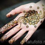 мехенди на руке для начинающих - фото временной тату хной 2306 tatufoto.ru