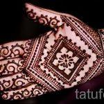 мехенди на руке для начинающих - фото временной тату хной 3307 tatufoto.ru