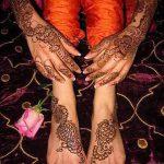 мехенди на руке и ноге - варианты временной тату хной от 05082016 3234 tatufoto.ru