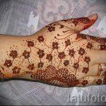 мехенди на руке легкие рисунки для начинающих - фото временной тату хной 6345 tatufoto.ru