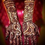 мехенди на руке на свадьбу - фото временной тату хной 2388 tatufoto.ru