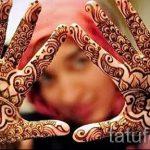 мехенди на руке фото для девочек - фото временной тату хной 11434 tatufoto.ru