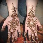 мехенди на руке фото для девочек - фото временной тату хной 2425 tatufoto.ru