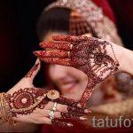 мехенди на руке фото для девочек - фото временной тату хной 6429 tatufoto.ru