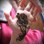 мехенди на руке фото для девочек - фото временной тату хной 8431 tatufoto.ru