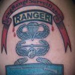 тату армейские вдв - фото пример татуировки 1104 tatufoto.ru