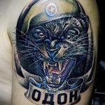 тату вдв пантера 2228 tatufoto.ru