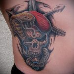 тату вдв спецназ - фото пример татуировки 1252 tatufoto.ru