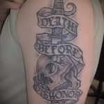 тату вдв спецназ - фото пример татуировки 16267 tatufoto.ru