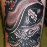 тату вдв спецназ - фото пример татуировки 2253 tatufoto.ru