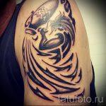 тату знак водолея фото - пример готовой татуировки от 01082016 5165 tatufoto.ru