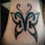 тату овен для девушек - фото готовой татуировки от 02082016 3072 tatufoto.ru