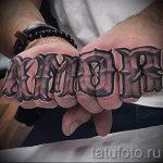 фото - крутые тату надписи - пример 13306 tatufoto.ru