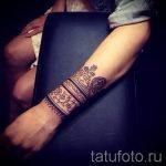 фото - крутые тату на запястье - пример 1232 tatufoto.ru