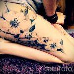 фото - крутые тату на ноге - пример 1253 tatufoto.ru