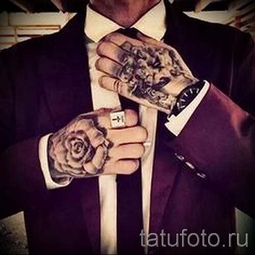 фото - крутые тату на руку для мужчин - пример 3276 tatufoto.ru