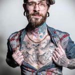 фото - крутые тату на шее - пример 4290 tatufoto.ru