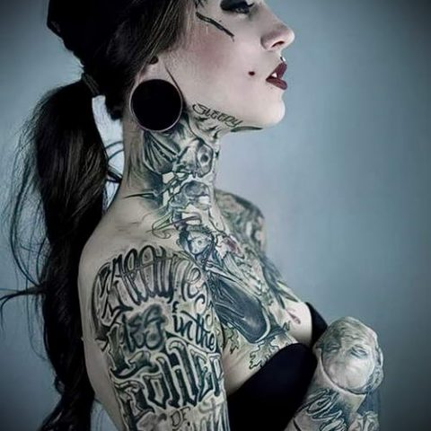 tattos descriptive essay