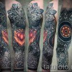 фото - крутые тату рукава - пример 13322 tatufoto.ru