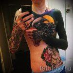 фото - крутые тату рукава - пример 23332 tatufoto.ru