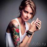 фото - крутые тату с девушками - пример 37376 tatufoto.ru