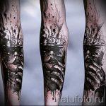 фото - крутые тату черные - пример 3402 tatufoto.ru