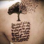 фото - самые крутые тату надписи - пример 5424 tatufoto.ru