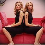 фото - тату для близнецов женщин - вариант 3060 tatufoto.ru