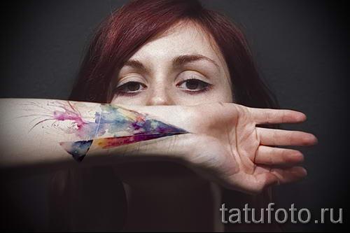 фото - тату женские самые крутые - пример 10437 tatufoto.ru
