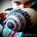 фото - тату крутые на локтях - пример 3440 tatufoto.ru