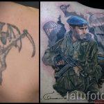 фото тат вдв - вариант фото тату зпецназ вдв - фото 57401 tatufoto.ru