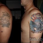 фото тат вдв - вариант фото тату зпецназ вдв - фото 62406 tatufoto.ru