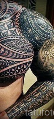 Bilder – Tätowierungen in Tribal Style – ein Beispiel für einen Artikel über die Bedeutung der 1002 tatufoto.ru