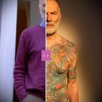 Es sieht aus wie eine Tätowierung in seinem Alter - ein Beispiel für ein Foto 01082016 5