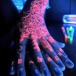 Foto - Licht cooles Tattoo - ein Beispiel 1039 tatufoto.ru