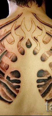 Foto – Tribal Tattoo 3D – ein Beispiel für einen Artikel über die Bedeutung der 1004 tatufoto.ru