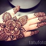 Foto - cool Henna-Tattoo - ein Beispiel 2007 tatufoto.ru