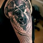 Foto - cool Tattoo Ärmel - ein Beispiel 1018 tatufoto.ru