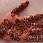 Pictures mehendi on the hands - Photo temporary henna tattoo 1196 tatufoto.ru