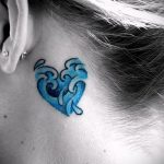 Wassermann Tattoo Inschrift - Foto - ein Beispiel für die fertigen Tätowierung 01082016 1063 tatufoto.ru