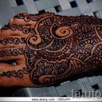 bemalt mit Henna auf den Fuß - Optionen für temporäre Henna-Tattoo auf 05082016 1003 tatufoto.ru
