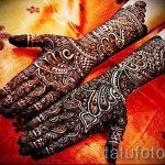 mehendi à portée de main pour le mariage - les photos de tatouage au henné temporaire 1012 tatufoto.ru