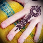 mehendi à portée de main pour les débutants - Photo henné tatouage temporaire 2014 tatufoto.ru
