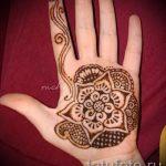 mehendi auf einer Hand Foto Bilder - Foto von temporäre Henna-Tattoo 1043 tatufoto.ru
