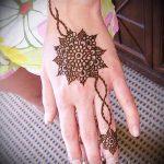 mehendi auf einer Hand Foto Bilder - Foto von temporäre Henna-Tattoo 2044 tatufoto.ru