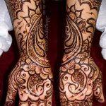 mehendi inscriptions on hand - Photo temporary henna tattoo 1079 tatufoto.ru