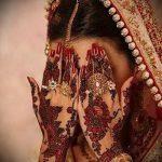 mehendi on a hand photo for girls - a temporary henna tattoo photo 1091 tatufoto.ru