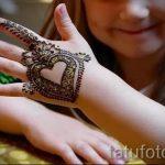 mehendi on hand for kids - photo temporary henna tattoo 1106 tatufoto.ru
